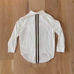 Athleta Lightweight Button Up Shirt